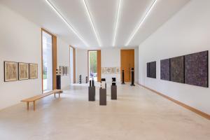 KUNST || Haus 2226: Blick in die Ausstellung (© Petra Rainer)