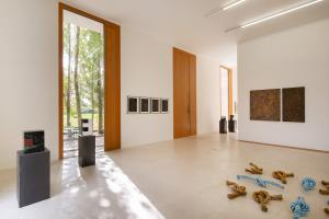 Blick in die Ausstellung (Foto: Petra Rainer)