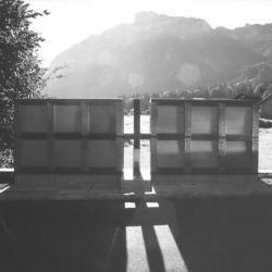 Urnenskulptur Mellau (Material: Granit), 2000
