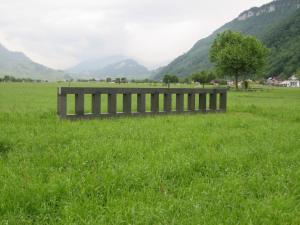 O.T., Granit, 2008 (Skulpturenpark Luzern-Entbürgen, Schweiz) (Foto: © Karlheinz Pichler)
