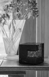 Würfel: Granit/Kalkgestein, 2020 (Foto: Petra Rainer)