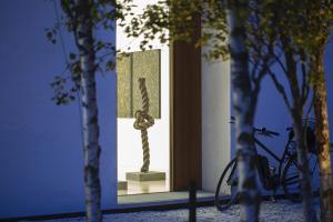 Herbert Meusburger: Bronzeknoten (© Petra Rainer)