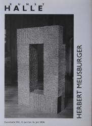 Kunsthalle Wil: Herbert Meusburger