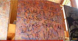 zNüne der Talk mit Biss: Bildhauer Herbert Meusburger